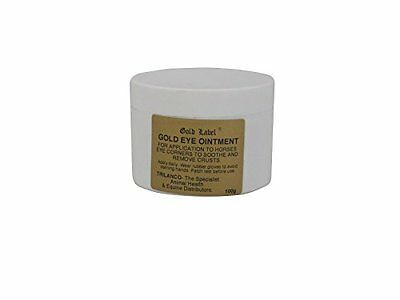 Gold Label Eye Ointment - White, 100 g