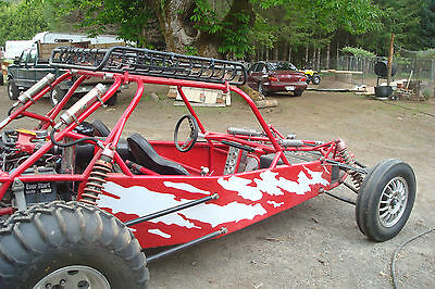 2008 ASSEM SAND Rail Dune Buggy: Long Travel 3 3 Dodge V6 Sand Car Custom  Made
