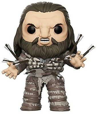 Game Of Thrones - Wun Wun W/ Arrows 6 - Funko Pop! Televisi (Toy Used Very Good)