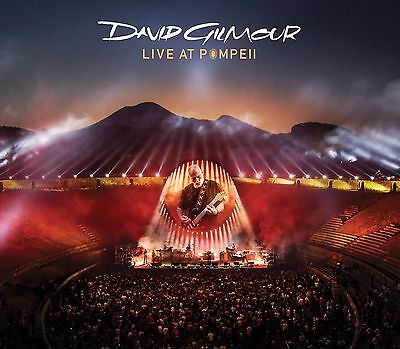 David Gilmour - Live at Pompeii - New Double CD