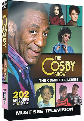 THE COSBY SHOW Complete Series DVD Season 1 2 3 4 5 6 7 8 Collection TV Box Bill