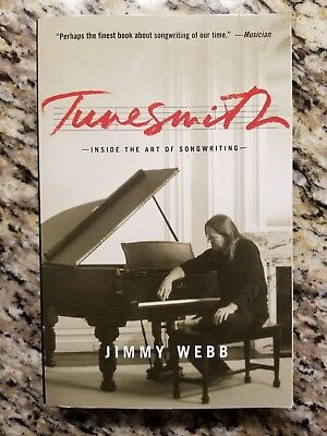 Tunesmith: Inside the Art of Songwriting by Jimmy Webb (English) Paperback Book
