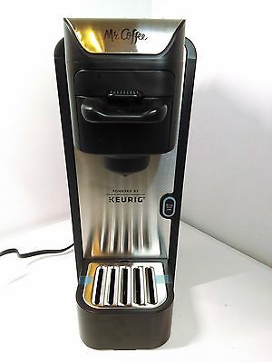 Mr Coffee K Cup Single Cup Brewing System Silver Sc100 50 Mb4