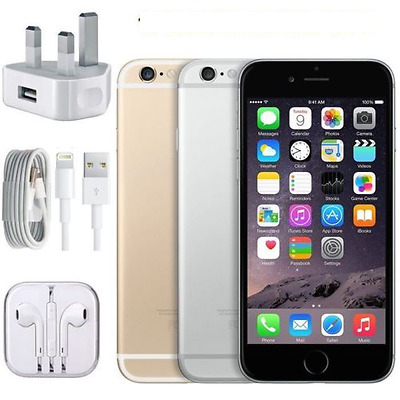 Apple iPhone 6 6s Plus 64gb 128gb Mobile Smart Phone Unlocked EE O2 Vodafone
