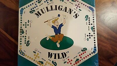 Brand new sealed Mulligan's wild - Golf game of the yin 2007 by Marjen