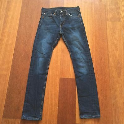 Levi's Men's 510 Red Tab Loose Tapered Jeans 23 X 32