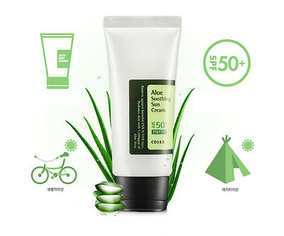 [COSRX] Aloe Soothing Sun Cream SPF50+ PA+++ 50ml / 1.69 FL.OZ