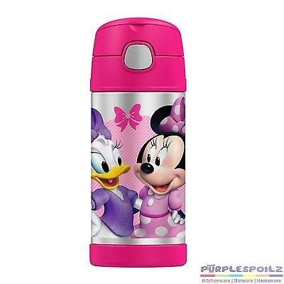 THERMOS FUNTAINER DRINK BOTTLE 355ml Container Insulated MINNIE MOUSE