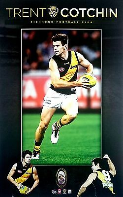 Trent Cotchin Richmond Tigers Official AFL Licensed Print Only or Framed