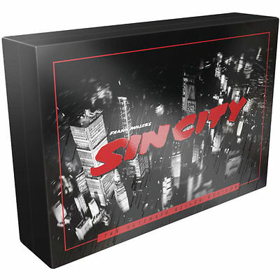 Sin City 1 & 2: The Ultimate Killer Edition (Blu-ray) *BRAND NEW*