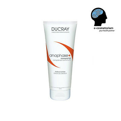 Ducray Anaphase Anti-Hairloss Complement Shampoo 100ml