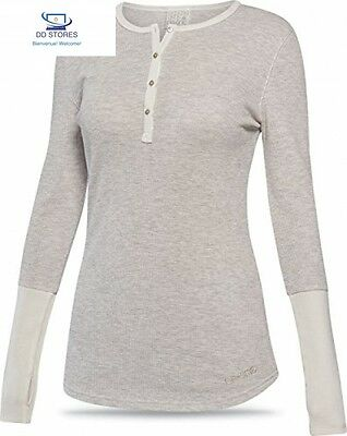 DAKINE thermal henley maillot pour femme