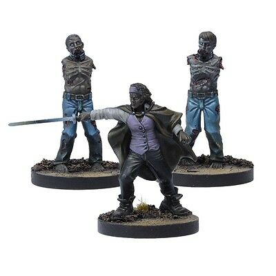 The Walking Dead All Out War - Michonne Game Booster  - Mantic - In Stock