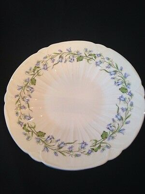 Luncheon Plate  - Shelly Harebell