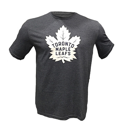 T-Shirt Levelwear Core Logo Toronto Maple Leafs