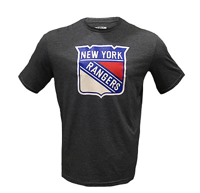T-Shirt Levelwear Core Logo New York Rangers