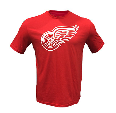 T-Shirt Levelwear Core Logo Detroit Red Wings
