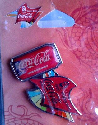 Coca'Cola Olympic Can Pin