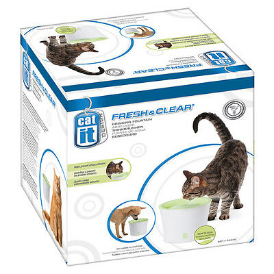 Catit Fontaine pour chats, NEUF