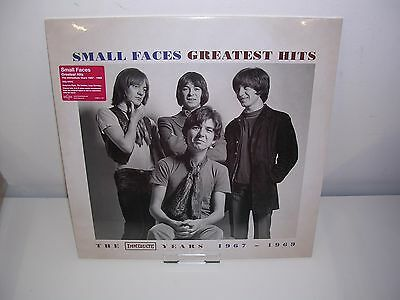 SMALL FACES - GREATEST HITS: THE IMMEDIATE YEARS 1967-1969 180gm LP MINT/SEALED