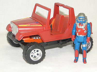 Kenner M.A.S.K. - Gator + Dusty Hayes  MASK