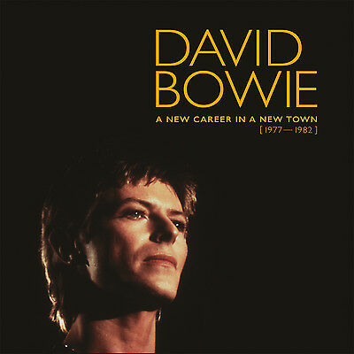 David Bowie - A New Career in Town (1977-1982) - New 11CD Box Set