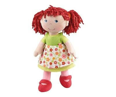 Haba Doll Liese Rag doll Toys-doll from 18 months