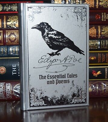Essential Tales & Poems by Edgar Allan Poe New Sealed Collectible Hardcover Gift