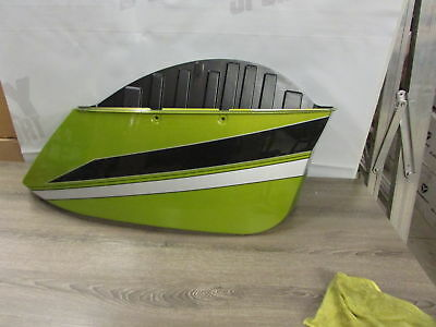 hard case saddlebags / saddle bags VICTORY magnum 2015 right side lime oem
