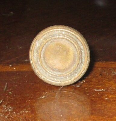 ANTIQUE VINTAGE METAL DRAWER CABINET PULL HANDLE KNOB u