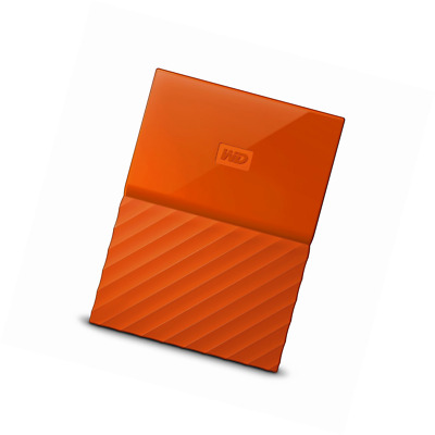 WD My Passport 3 TB Portable Hard Drive and Auto Backup Software for PC, Xbox On