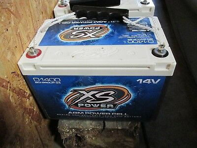 XS Power PS550A Battery 550CA 2000 Max Amps