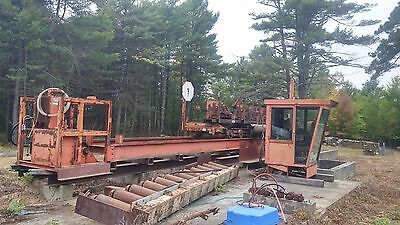 NEW LOWER PRICE!!! 1985 LANE Manual Sawmill