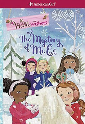 FREE 2 DAY SHIPPING: The Mystery of Mr. E (Wellie Wishers) (Paperback)