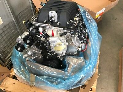 New Lsa 6.2L 430Kw Engine With Salvaged  6 Speed Manual Tremec Transmission