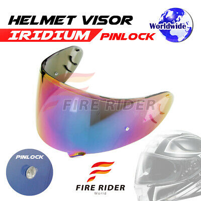 For Shoei Neotec GT-Air GT AIR IRIDIUM Racing Helmet Visor Shield Pinlock Pin AU