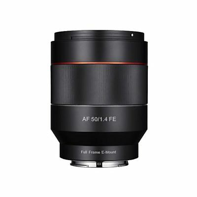 Samyang 50mm F1.4 AF FE Sony E Stock in EU Mejor