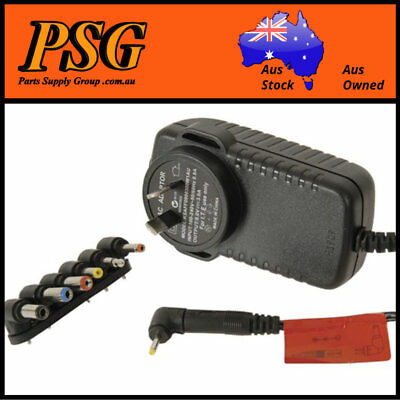 Ac/Dc Adaptor plug pack Regulated output 12vdc@1.5Amps Switchmode power supply