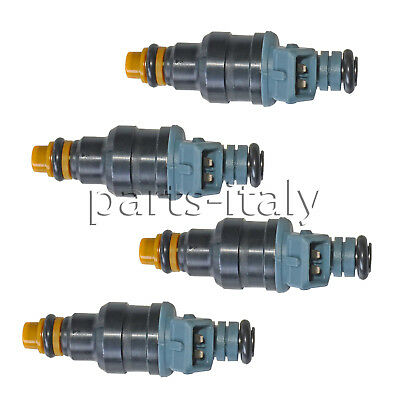 4 pc INIETTORE(CNG) 0280150842 Per VW Golf Ford Mustang GT Audi A4 S4 TT