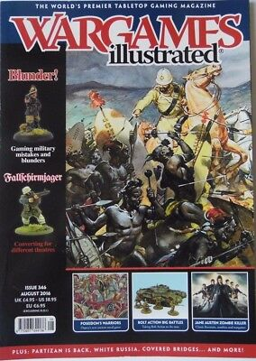 Wargames Illustrated - Issue 346 August 2016 - Blunder!