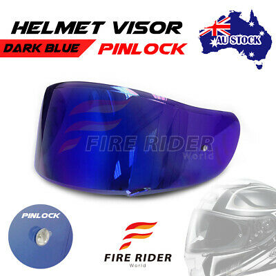 For Shoei Neotec GT-Air GT AIR BLUE Racing Helmet Visor Shield Pinlock Pin AU
