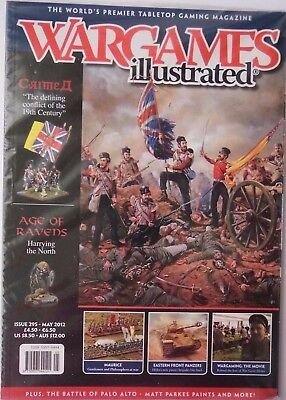 Wargames Illustrated - Issue 295 May 2012 - Crimea