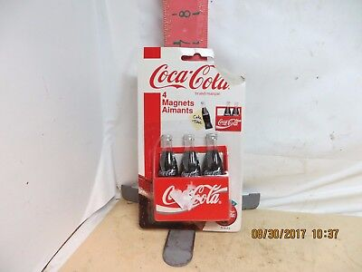 Coca-Cola Magnet Set Barcode 070619514458 , New In Package!