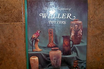 Identification/price Guide Book On Weller Pottery