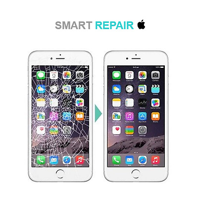 Apple iPhone 6 Cracked Broken Screen Glass Repair Service OEM