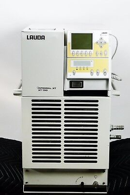 LAUDA Integral XT 150 LWP 812 Process Thermostat, Range: -45°C to +200°C, #39622