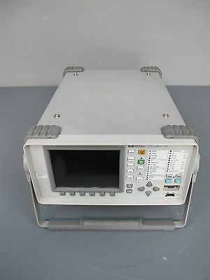 HP Agilent OmniBer 718 Communications Performance Analyzer 37718B w/Options