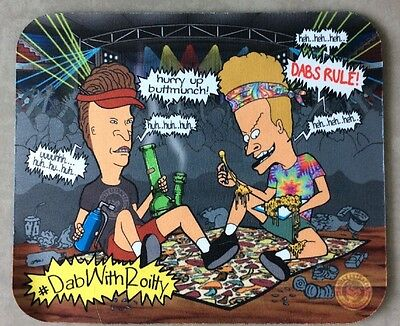 "(1) ""Beavis And Butt head "" Mouse Pad - Laptop PC Pad Mousepad Mat"