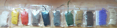 Ultra/Micro Chenille, Various Brands and Colors