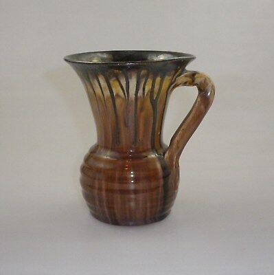 Remued Early Series Jug With Branch Handle